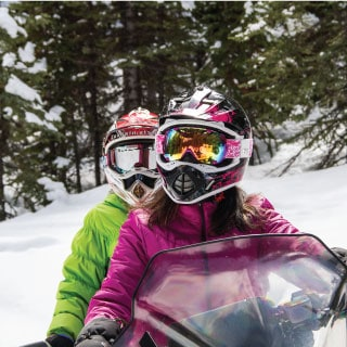 Snowmobile Tours 2017/18