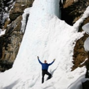 Mountain Icefall Tour