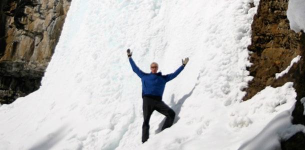 Mountain Icefall Tour