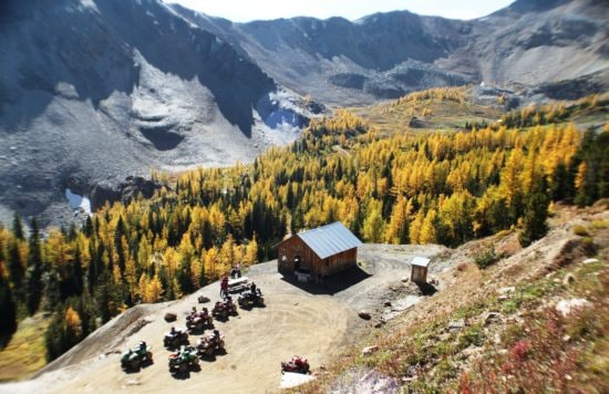 canmore atv tours