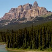 Castle Mountain, Banff National Park
