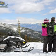 Paradise Basin Full Day Snowmobile Tour
