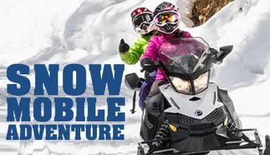 Snowmobile from $99
