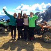 Thanks to Courtney, Hannah, Julia and Rachel from @bighornmeadows who …