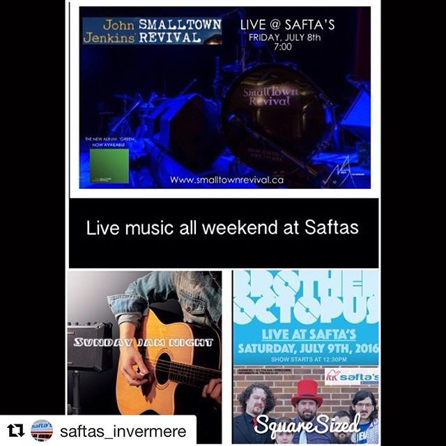 Apres #ATV  #Repost from  @saftas_invermere ・・・ We are very excited about the weekend .live music every day!!!#invermere #livemusic #radiumhotsprings #fairmonthotsprings #summer