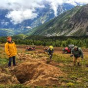 Today, on the full-day #ATV tour we examined some recent …