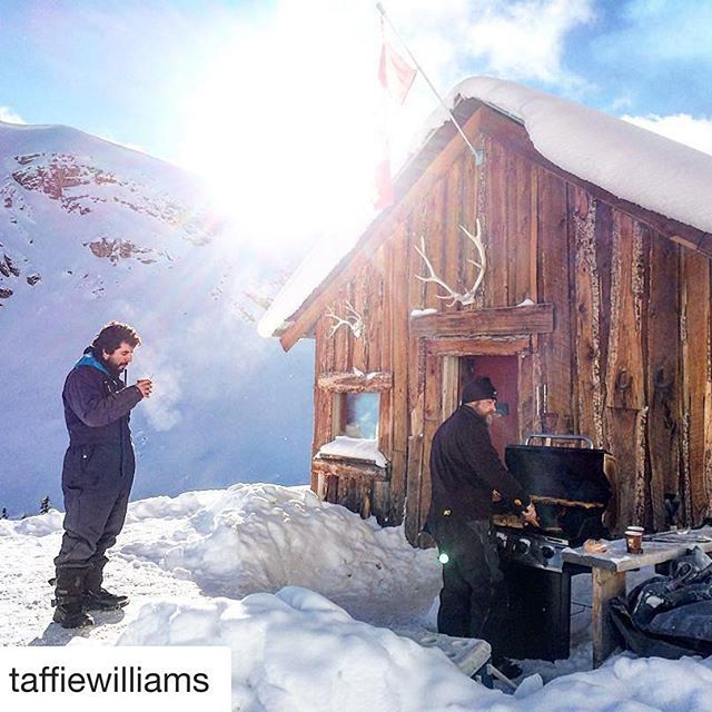 #Repost @taffiewilliams with @repostapp ・・・ Amazing day with my girls @monicaa6 and @morganlstock snowmobiling in paradise! I am so in love with this beautiful cabin. Thank you for an awesome day @tobycreekadv! #beautifulbc  #winterwonderland #tobycreekadventures #snowmobiling #exploremore #canada #winter #invermere #bc #takemeback