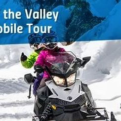 Do You Know? Our snowmobile tours start at only $99 …