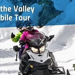 We still have some #snowmobiling tours available over the #holidays. …