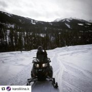 Instagram repost from  @karoliiiina.k ・・・ Rippin it up #snowmobiling#panorama#britishcolumbia#explore#outdoors#canadian#rockymountains …