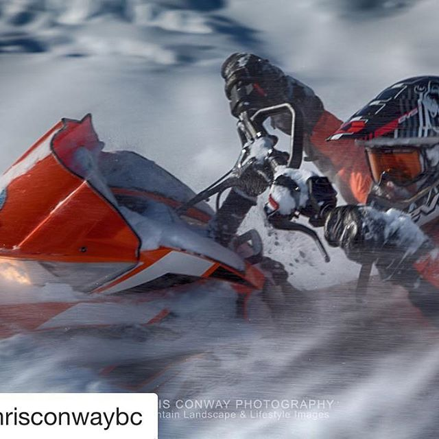 Instagram repost from @chrisconwaybc ・・・ After three days of steady …