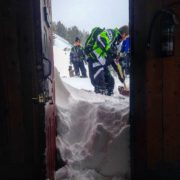 POWDER DAY!! 35 – 40cm at Paradise Cabin. We had …