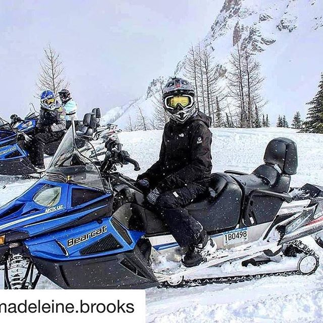 #Repost from @madeleine.brooks ・・・ Luckily I was better at driving this than I am at driving a car @tobycreekadv