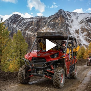 4WD ATV & Side-by-Side Tour Video