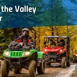 Do you know we offer daily 1-hour introductory #ATV tours …