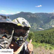 #Repost @misslhey ・・・ see you at the top! #adcsummerinbc2017 #tobycreekadventures …