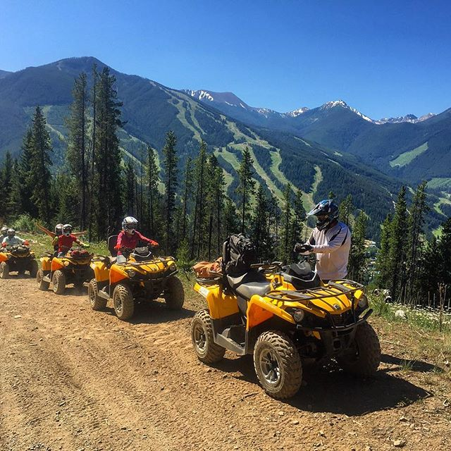 Summer ATV Tours