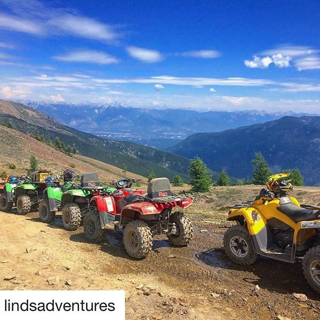 #Repost @lindsadventures ・・・ Awesome weekend adventures with @tobycreekadv 😄 #atving …