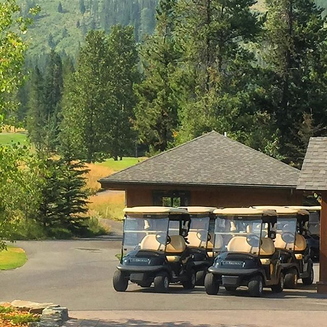 #GOLFERS: If you have FUN driving these, you really oughta try a @cfmotowindzone #SideBySide upgrade on one of our #ATVtours #cfmoto #ATVtour #panoramabc #invermere #radiumhotsprings #fairmonthotsprings #windzone #windermere #explorebc #canadianrockies #paradiseridge #paradisemine #tobycreekadventures