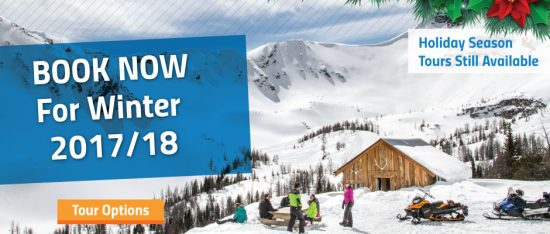Book Now For Winter 2017/18 !!