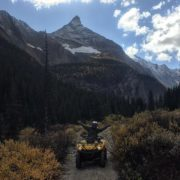 #October is a spectacular month in the mountains. Fresh #snow …