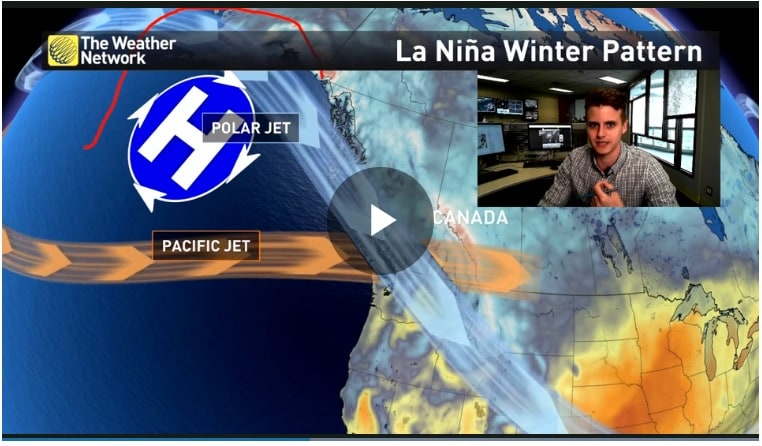 Is La Niña Returning …and What Could That Mean For The Snowmobile Season?