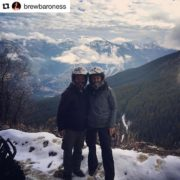 #Repost from @brewbaroness ・・・ My first ATV tour! Today we …