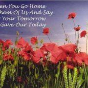 We Remember !!