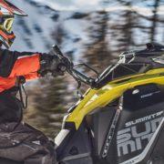 New Ski-Doo Summit SP 850 cc Mountain Sleds
