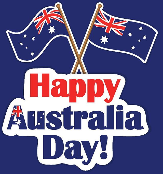 HAPPY AUSTRALIA DAY to all our many guests from Down …