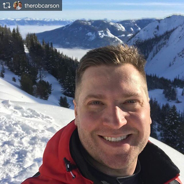 Repost from @therobcarson  Amazing boys weekend in the mountains. …