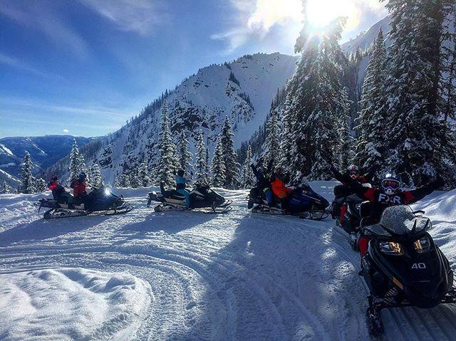 At #TobyCreekAdventures we offer 1 and 2 hr, half and full-day #snowmobiletours. Experience an amazing and memorable #CanadianRockies adventure with us, starting at only . Daily departures from #Canmore, #Banff and #PanoramaBC.