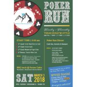 #POKERRUN #FUNDRAISER – Please support your local #snowmobile society. *********************** …