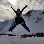 Repost from @shibuiholman  Jump Jump.. #skimaxholidays #lovecanada #tobycreekadventures #FXR …