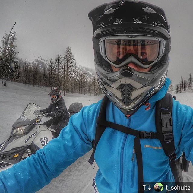Repost from @t_schultz  Sledding with @tobycreekadv . . . …