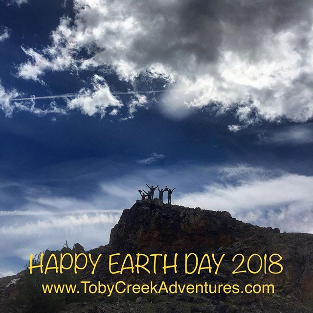 HAPPY EARTH DAY 2018 !! Let's take this day and every day to celebrate, love, explore, share and be grateful for our planet Earth.  At Toby Creek Adventures that is the essence of everything we do and the reason we are here. It's a beautiful world - never stop exploring! .  #EarthDay #EarthDay2018 #tobycreekadventures  #canadianrockies #banff #panoramabc #canada #purecanada