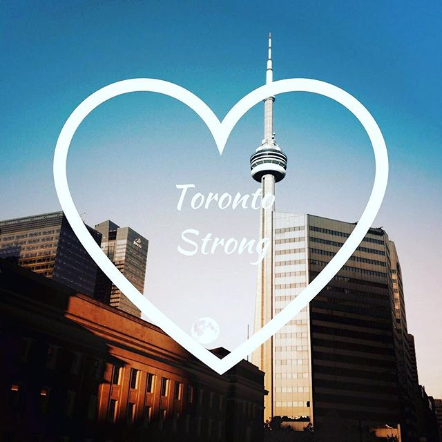 We ❤️ #Toronto! We are all #Canadian #TorontoStrong #Canada ???????? …