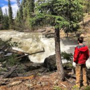 Beautiful spring weather means full streams and rivers as the …