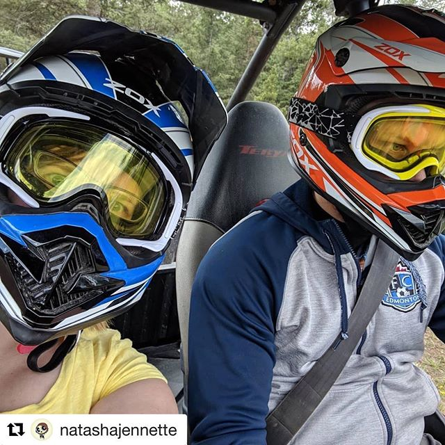 #Repost from @natashajennette ・・・ Amazing ATV adventure courtesy of @tobycreekadv Our second excursion with them and can't recommend them enough!