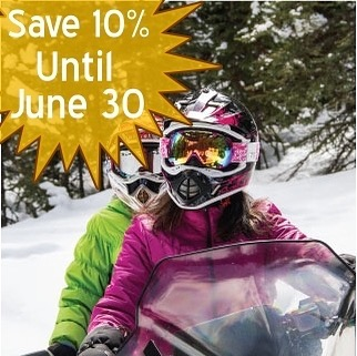 Are you planning to join us for a snowmobile tour …