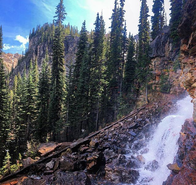 At the Smith Falls this afternoon on the 3-Hr half-day …