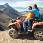 ATV Backcountry Camping