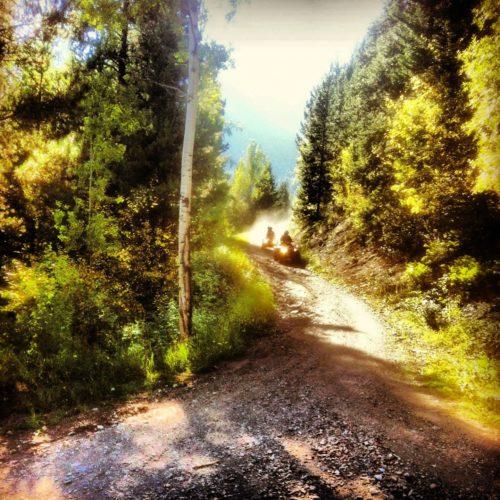 Taste of the Valley ATV Trip