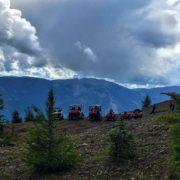 #ATVtour on #ParadiseRidge.  #panoramabc #invermere #canadianrockies #banff