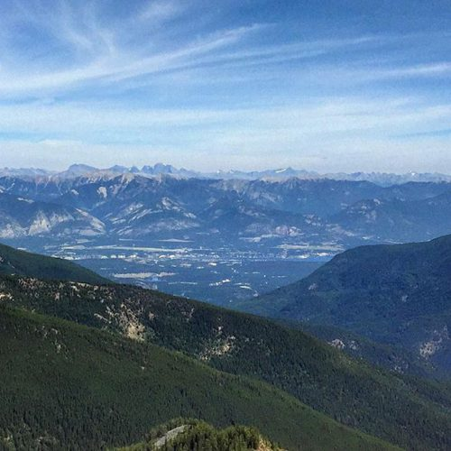 #ColumbiaValley, #Invermere + #CanadianRockies from #ParadiseRidge #ATVtour yesterday.