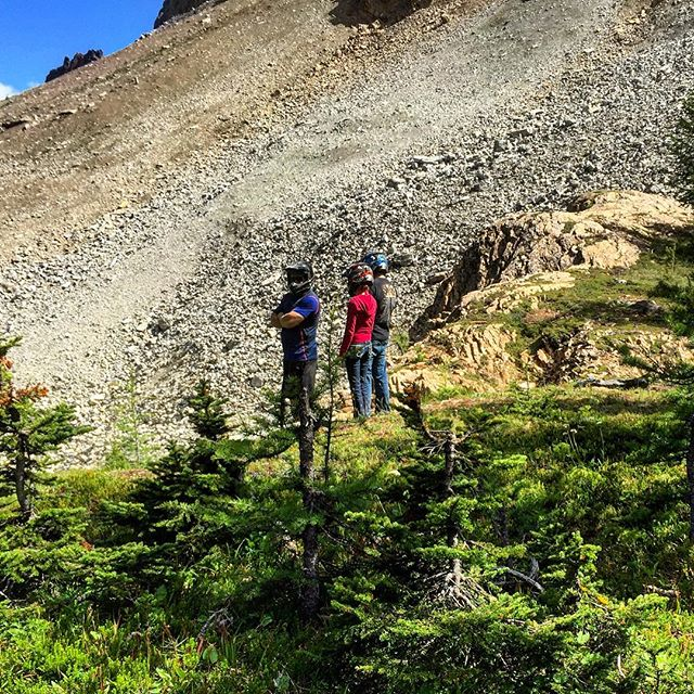 Taking in the scenery! #ParadiseRidge  ##atvtour #panoramabc #bcrockies #invermere …