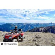 Instagram Repost from @vbavanala ・・・ Drive an ATV to the …
