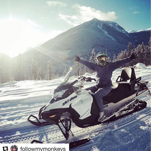 #Repost @followmymonkeys with @repostapp ・・・ This is Canada too! Ride …