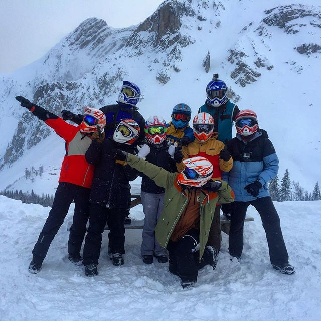 We had an excellent day at Paradise with #Banff #RimrockResort …