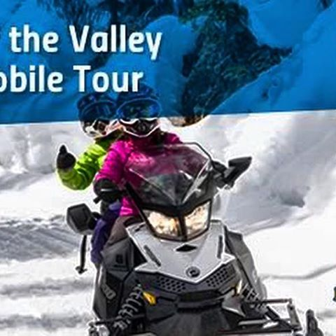 Daily #snowmobile tours starting at only .  #ColumbiaValley #PureCanada #PanoramaBC #CanadianRockies